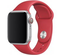 Ремешок 40mm RED Sport Band - S/M & M/L, Model (MU9M2)