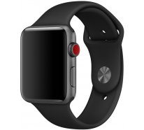 Ремешок 44mm Black Sport Band - S/M & M/L, Model (MTPL2)