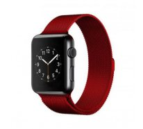 Ремешок Apple Milanese Loop Band для Watch 42-44mm Red