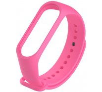 Ремешок UWatch Replacement Silicone Band For Xiaomi Mi 3 Pink