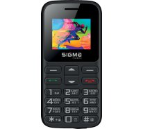 Смартфон Sigma mobile Comfort 50 HIT2020 Black