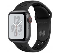 Apple Watch Series 4 Nike+ (GPS + Cellular) 40mm Space Gray Aluminum Case with Anthracite/Black Nike Sport Band