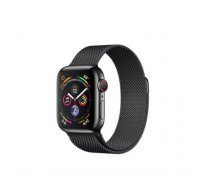 Смарт-часы Apple Watch Series 4 GPS + LTE 40mm Black Steel w. Milanese l. (MTUQ2/MTVM2)