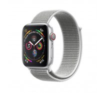 Смарт-часы Apple Watch Series 4 GPS + LTE 44mm Silver Alum. w. Seashell Sport l. (MTUV2) Б/У