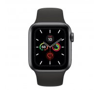 Смарт-часы Apple Watch Series 5 GPS 40mm Space Gray Aluminum w. Black b.- (MWV82)