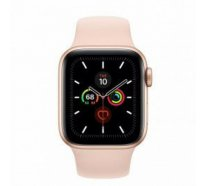 Смарт-часы Apple Watch Series 5 LTE 40mm Gold Aluminum w. Pink Sand b.- (MWWP2/MWX22)