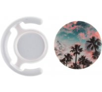 Держатель для телефона TOTO Popsocket plastic BNS-C 845 Tree Palm (White)