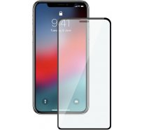 Защитное стекло TOTO 5D Cold Carving Tempered Glass iPhone X/XS Black