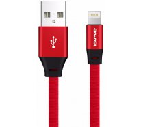 Кабель AWEI CL-97 Lightning cable 1m Red
